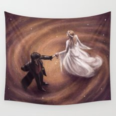 Written In The Stars Wall Tapestry