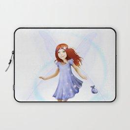 Please Little Fairy, Come Visit Me Laptop Sleeve