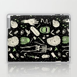 Whole Lotta Horror: BLK ed. Laptop & iPad Skin