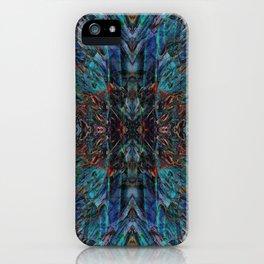 Galactic storm trio mosaic IV iPhone Case