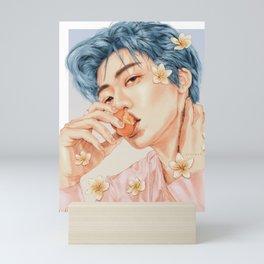 peachy dream [nct] Mini Art Print