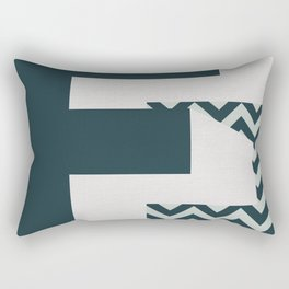 F. Rectangular Pillow