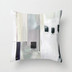 Linear nb 4 Throw Pillow