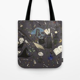 Witch's things Tote Bag