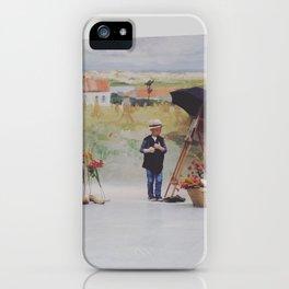 Salle plein air, Caen, France iPhone Case