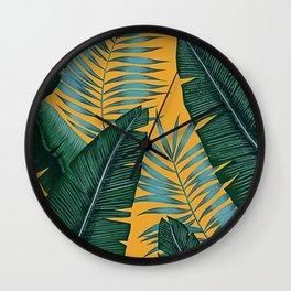 Insider - Sunny Wall Clock