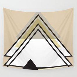 Minimalist Triangle Series 009 Wall Tapestry