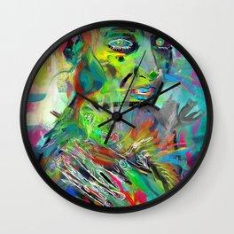 Symphonic Purification Wall Clock