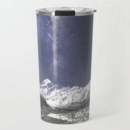 Starry Nights in Mt Cook, New Zealand Travel Mug