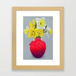 Narcissuses Framed Art Print