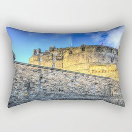 Edinburgh Castle Rectangular Pillow