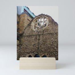 Winchester Palace Ruins Mini Art Print