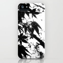pointed iPhone Case