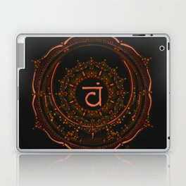 Sacral Chakra Laptop & iPad Skin