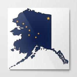 Alaska Metal Print