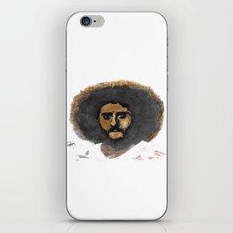 """Unemployed."" featuring Colin Kaepernick iPhone Skin"