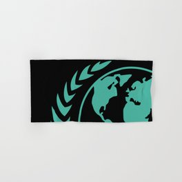 United Earth Government Hand & Bath Towel