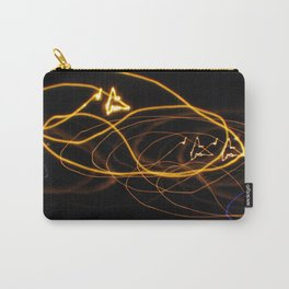 Electric Lines Carry-All Pouch