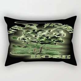 WILD IRISH ROSE 2.0 Rectangular Pillow