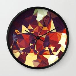 Abbey Road Geometric Wall Clock