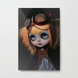 FREAKCIRCUS (Ooak BLYTHE Doll) Metal Print