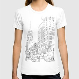 Hollywood And Highland T-shirt