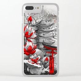 Nihon Clear iPhone Case