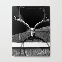 Bone Dancer Metal Print