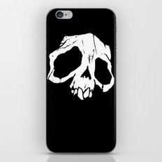 Ghoul Skull iPhone Skin