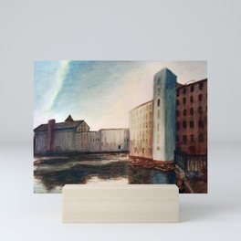 Newmarket Mills Watercolor II Mini Art Print