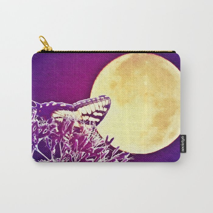 Night Wings Carry-All Pouch
