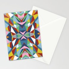 Abstract Kite Stationery Cards