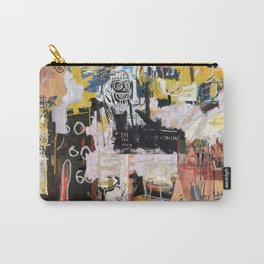 Basquiat World Carry-All Pouch
