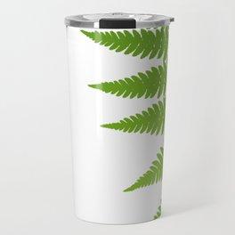 Fern seamless pattern. Travel Mug