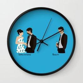 500days of summer Wall Clock