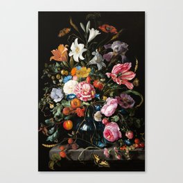 Still Life Floral #2 Canvas Print