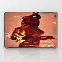 devil iPad Cases featuring Devil by Eve Divyn
