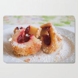 Plum dumpling Cutting Board