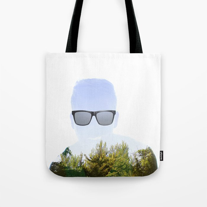 """""""Cloudmouth"""" Tote Bag"""