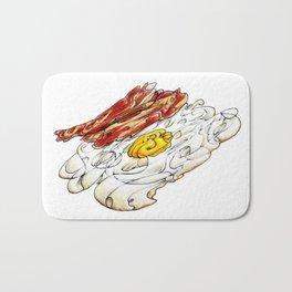 Eggs n Bacon Bath Mat
