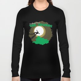 Greetings From the Sewers Long Sleeve T-shirt
