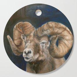 Ram Cutting Board