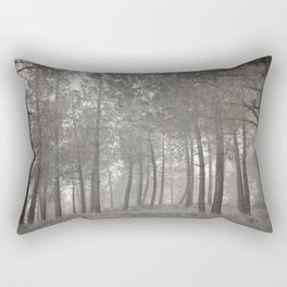 """""""Misty forest"""" Rectangular Pillow"""