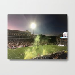 Game Day Metal Print