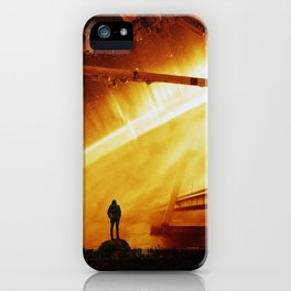 Red Sun Chronicle iPhone Case