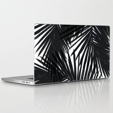 Palms Black Laptop & iPad Skin
