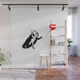 Frenchsy Wall Mural