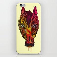 The Horse iPhone Skin