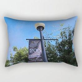 Perrysburg Ohio Bicentennial Rectangular Pillow