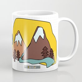 BMX Racing Coffee Mug